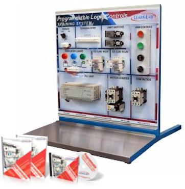 Allen Bradley PLC Training System (Programmable Logic Controls